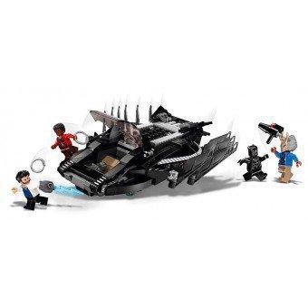 LEGO 76100 Super Heroes: Koninklijke klauwvechteraanval