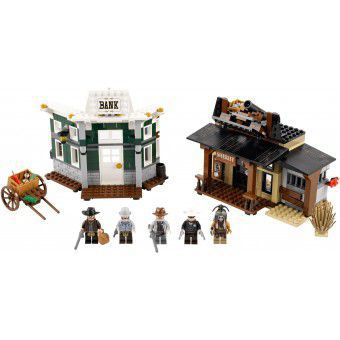 LEGO The Lone Ranger Colby  Duel 79109