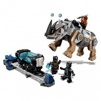 LEGO 76099 Marvel Super Heroes: Neushoornstrijd bij de mijn