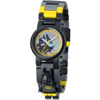 LEGO Horloge: Batman Minifiguur Kinderhorloge