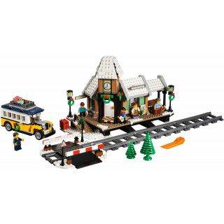 LEGO 10259 Creator: Winterdorp station kopen