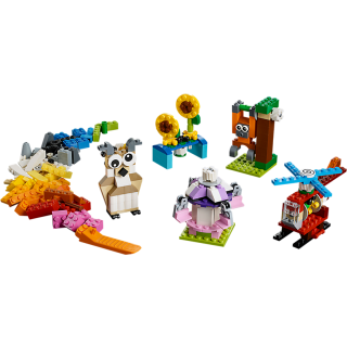 LEGO 10712 Classic: Stenen en tandwielen kopen