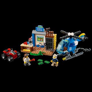 LEGO 10751 Juniors: Politieachtervolging in de bergen kopen