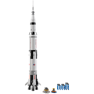 LEGO 21309 Ideas: LEGO® NASA Apollo Saturn V kopen