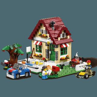 LEGO Creator Verandering Van De Seizoenen 31038 kopen