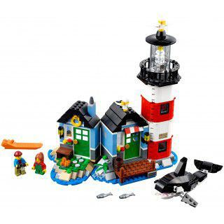 LEGO 31051: Vuurtoren-kaap  kopen