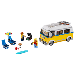 LEGO 31079 Creator: Zonnig surferbusje kopen