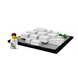 LEGO 4000010 Architecture: Lego Huis Billund Denemarken kopen