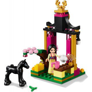 LEGO 41151 Disney: Mulan`s trainingsdag kopen