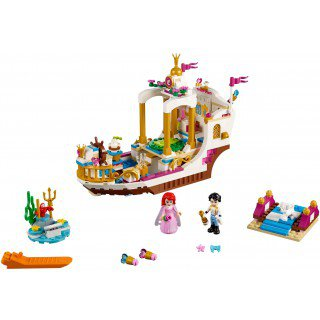 LEGO 41153 Disney: Ariel`s koninklijke feestboot kopen