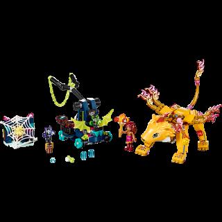 LEGO 41192 Elves: Azari en de vangst van de vuurleeuw kopen