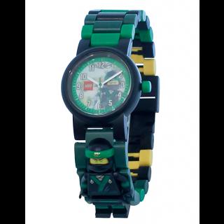 LEGO Horloge: LLoyd Minifiguur Kinderhorloge kopen