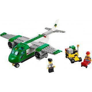 LEGO City Vliegveld vrachtvliegtuig 60101 kopen