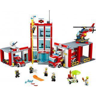 LEGO 60110: Brandweerkazerne kopen