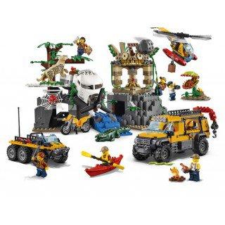 LEGO 60161 City: Jungle onderzoekslocatie kopen