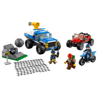 LEGO 60172 City: Modderwegachtervolging kopen