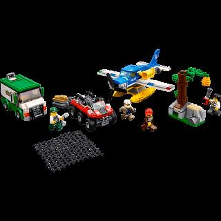 LEGO 60175 City: Bergrivieroverval kopen
