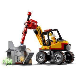 LEGO 60185 City: Krachtige mijnbouwsplitter kopen