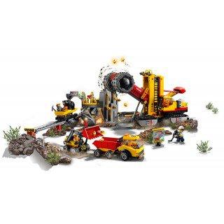 LEGO 60188 City: Mijnbouw expert locatie kopen