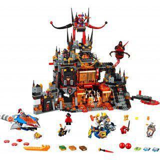 LEGO Nexo Knights Jestro's Vulkaan basis 70323 kopen