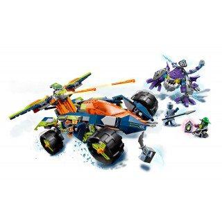 LEGO 70355 Nexo Knights: Aarons Rock Climber kopen