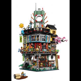 LEGO 70620 Ninjago: NINJAGO® City kopen