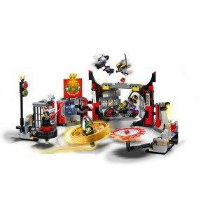 LEGO 70640 Ninjago: S.O.G. hoofdkwartier kopen