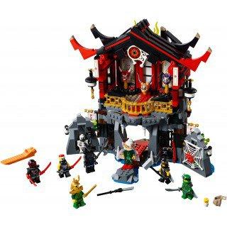 LEGO 70643 Ninjago: Tempel van de opstand kopen