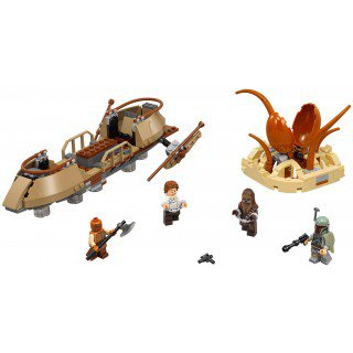 LEGO 75174 Star Wars: Woestijnskiff-ontsnapping kopen