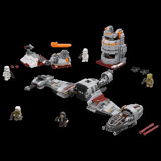 LEGO 75202 Star Wars: Verdediging van Crait kopen