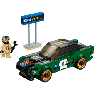 LEGO 75884 Speed Champions: 1968 Ford Mustang Fastback kopen