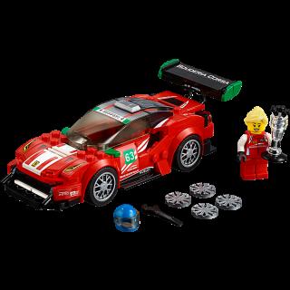 LEGO 75886 Speed Champions: Ferrari 488 GT3 Scuderia Corsa kopen