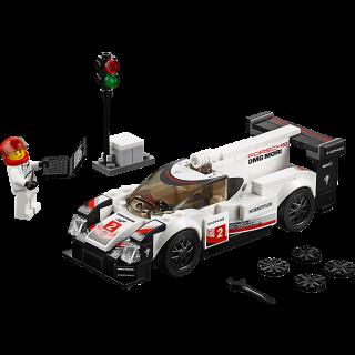 LEGO 75887 Speed Champions: Porsche 919 Hybrid kopen