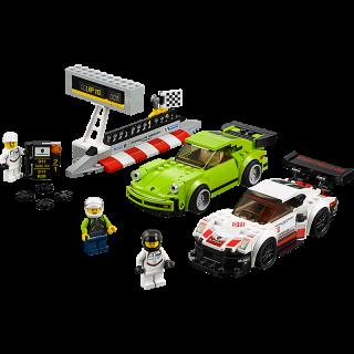 LEGO 75888 Speed Champions: Porsche 911 RSR en 911 Turbo 3.0 kopen