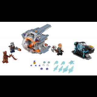 LEGO 76102 Super Heroes: Thor`s wapenzoektocht kopen