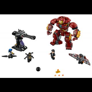 LEGO 76104 Super Heroes: Het Hulkbuster duel kopen