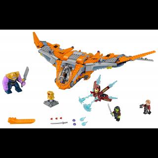 LEGO 76107 Super Heroes: Thanos: het ultieme duel kopen