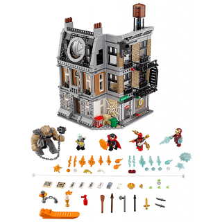 LEGO 76108 Super Heroes: Sanctum Sanctorum duel kopen