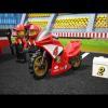 LEGO CITY - RACEMOTOR TRANSPORT 60084 Review
