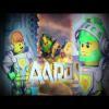 LEGO® NEXO KNIGHTS™ Aaron Extreme Thrill Seeker