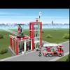 LEGO CITY - BRANDWEERKAZERNE 60004 Review