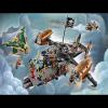 LEGO NINJAGO MISFORTUNE'S KEEP 70605 3d review