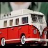 LEGO® Creator - 10220 - Volkswagen T1 Camper Van Designer Video