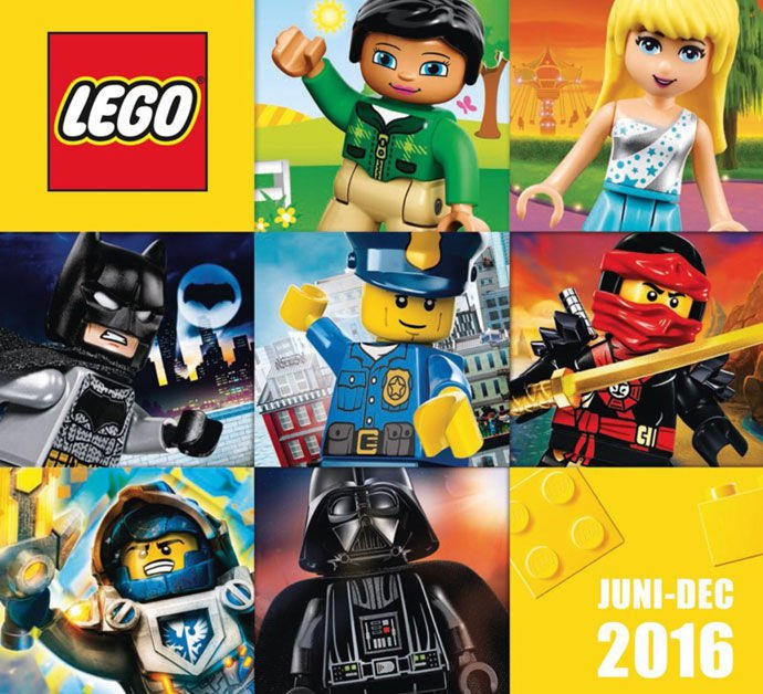 lego catalogus 2016 juni - december