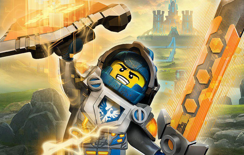 NEXO KNIGHTS Het nieuwste thema van LEGO