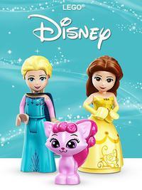 LEGO Disney en Frozen