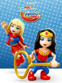 LEGO Super Hero Girls